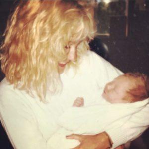 My Adoption Story Mom Baby | FurloughedFoodie.com