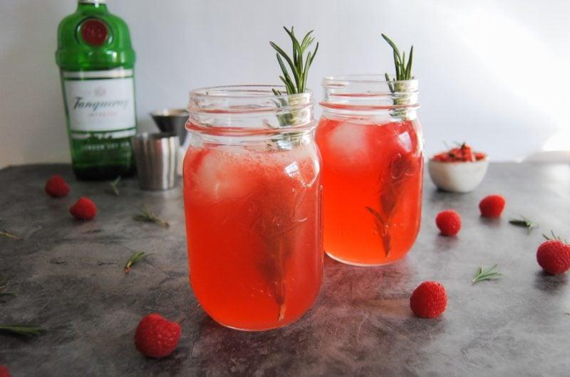 Refreshing Red Rosemary Foghorn
