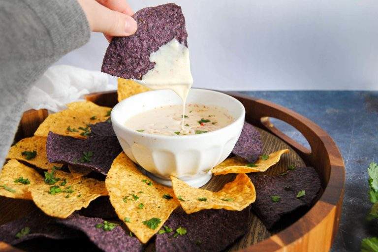 Tex-Mex Queso Blanco - Featured Image