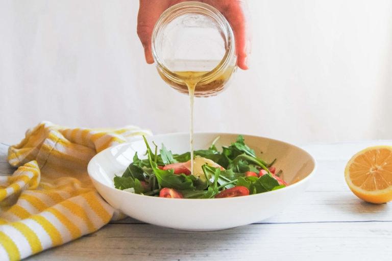 Robust Small Batch Greek Vinaigrette - Featured Image