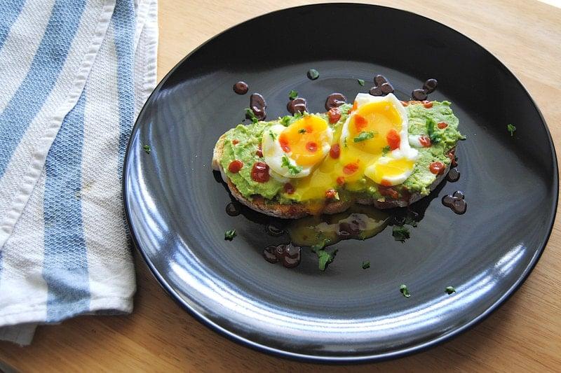 5 Creative Avocado Toasts - The Spicy 2