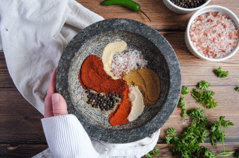 Go-To Chili and Taco Seasoning
