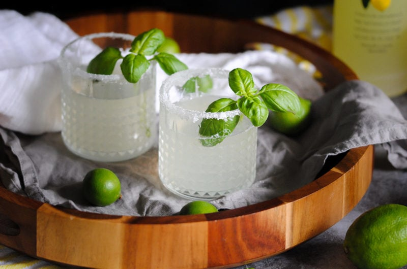 Refreshing But Strong Limoncello Cocktail