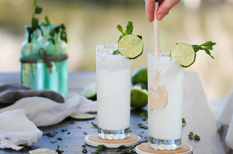 Mixology Cocktails To Try At Home: Ginger Beer Mojito