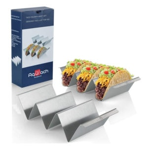 Metal Taco Stand