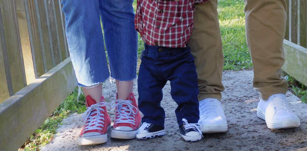 An Open Love Letter To My Son -Shoes