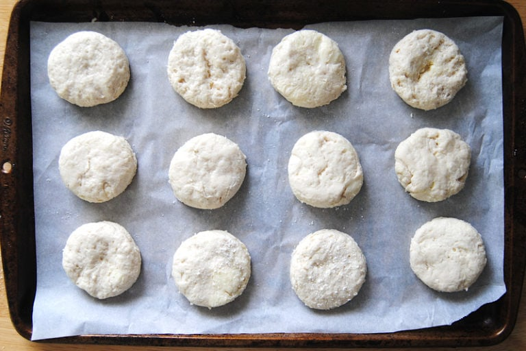 Vegetarian Biscuits and Gravy - Ready For The Oven