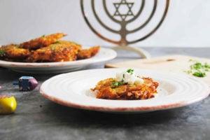 Traditional Potato Latkes - Featured Image