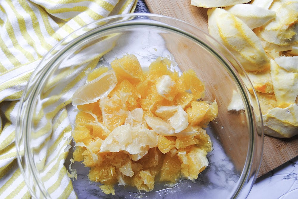 Simple Same Day Orange Marmalade - Citrus Prep Step 5