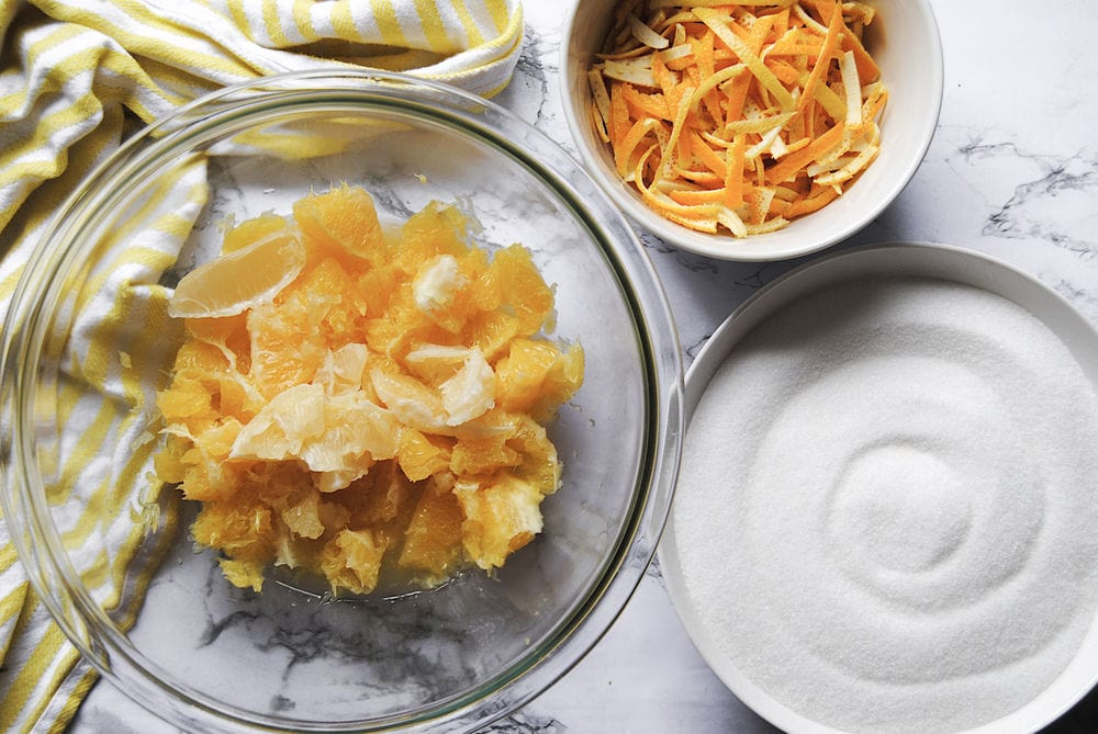 Simple Same Day Orange Marmalade - Citrus Prep Step 6