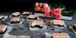 Raspberry Swirl Cheesecake Brownies - New Featured Image