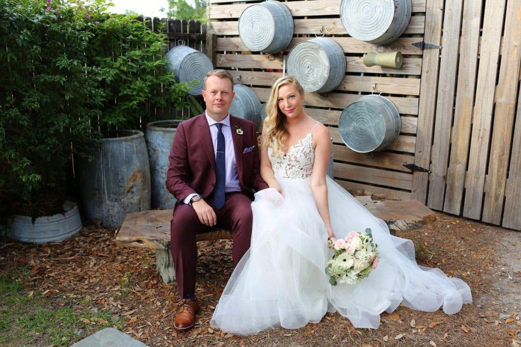 Rob and Marleys Wedding Photo