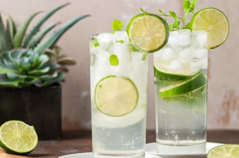 Crisp & Refreshing Gin Mojito