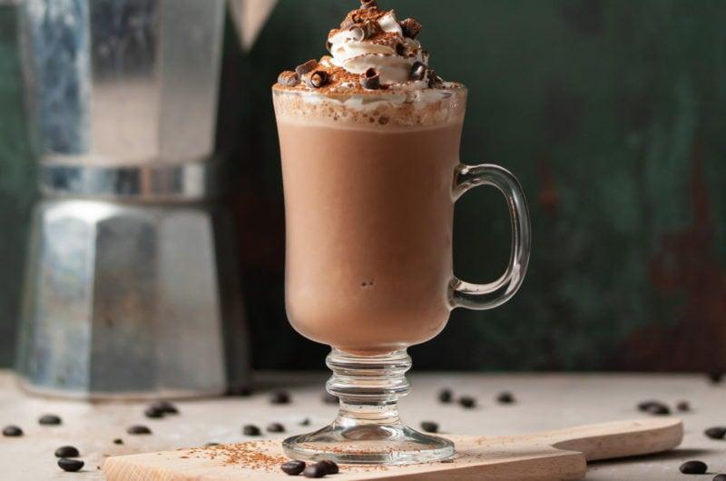 How To Make a Coffee Milkshake 3 Ways