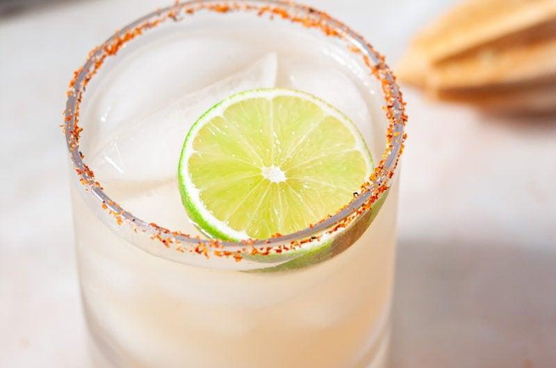 Sparkling Vodka Margarita