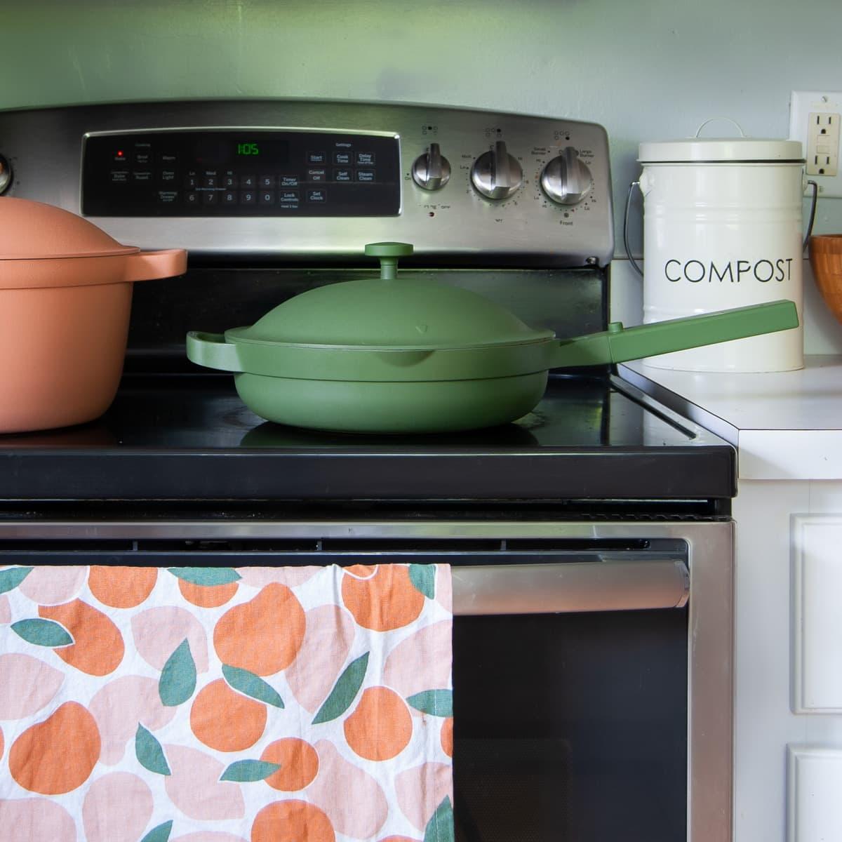 Get a Countertop Compost Pail