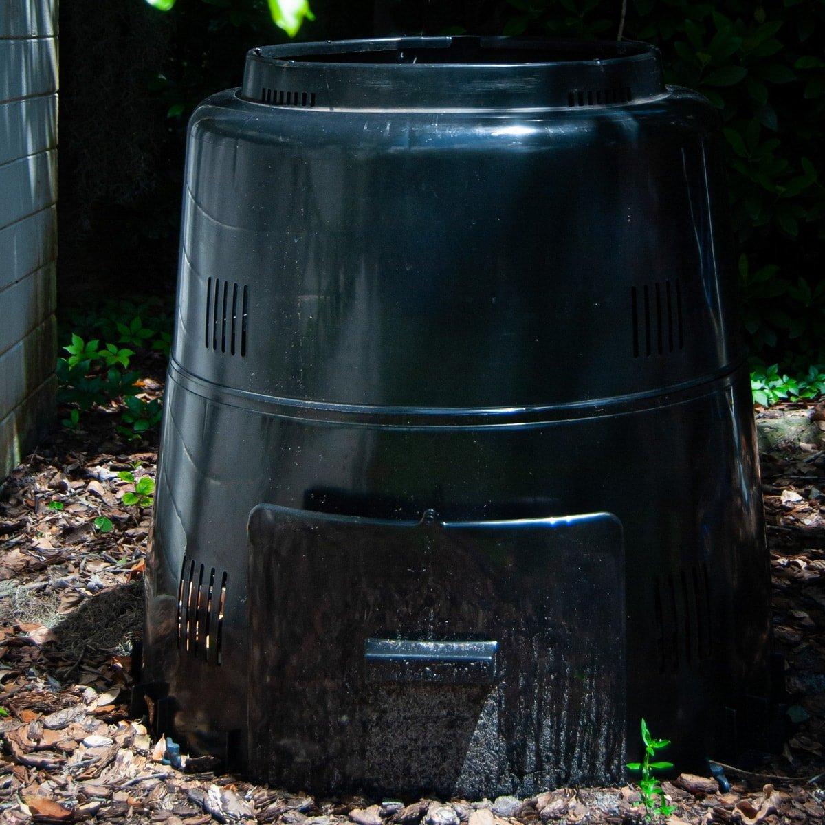 Acquire a Compost Bin or Compost Tumbler