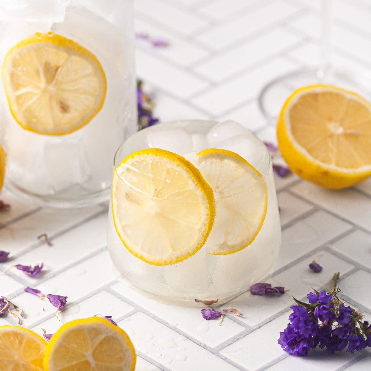 3 lemon sours