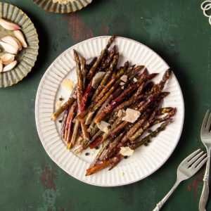 the best purple asparagus recipe featured image