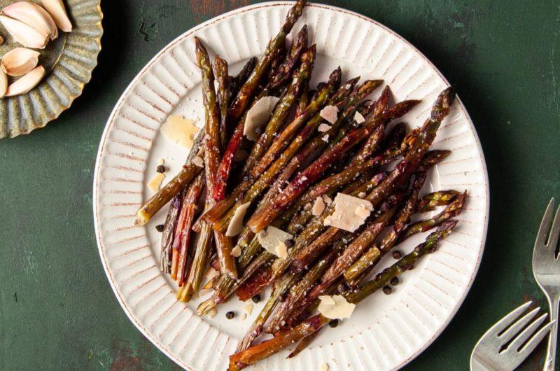 The Best Purple Asparagus Recipe